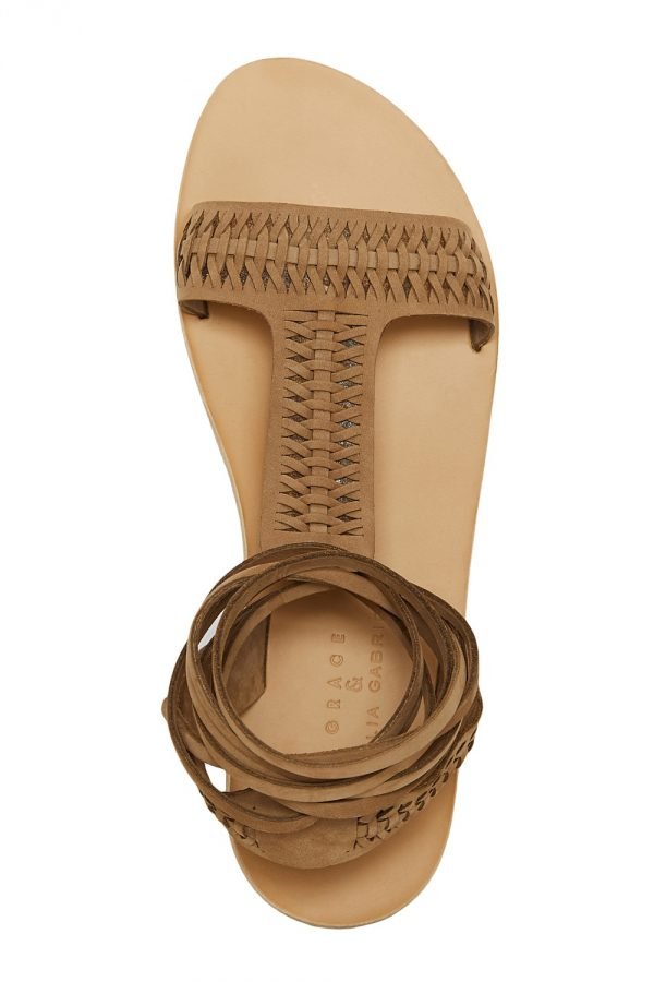 VG x Grace Sandals | Valia Gabriel | Shoes | By Rory