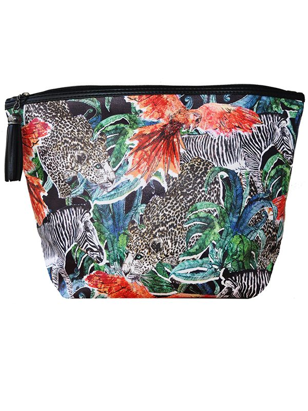 Jungle Jungle Giant Washbag