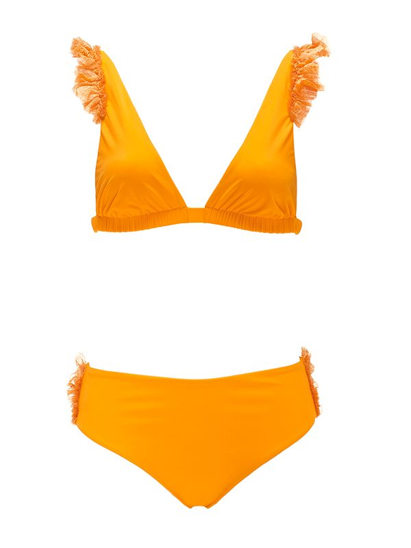 Silky Wings Vintage Bikini Sunshine