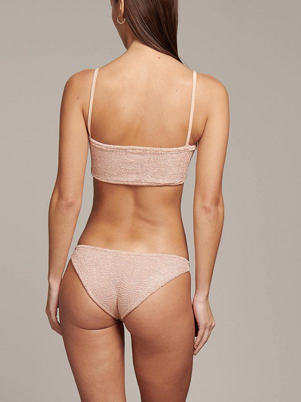 Hunza G Gigi Bikini (Peach)
