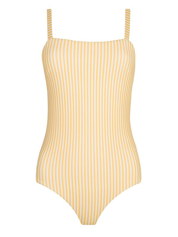 Yellow Line Classic One-Piece