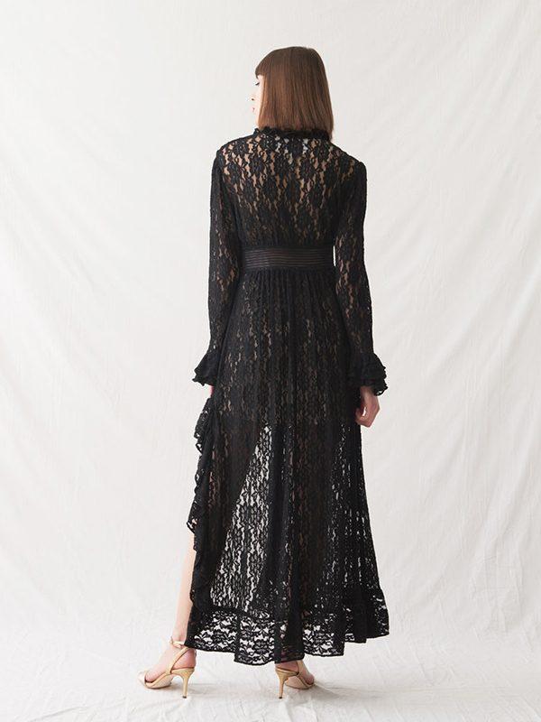 Barents Dress (Noir)