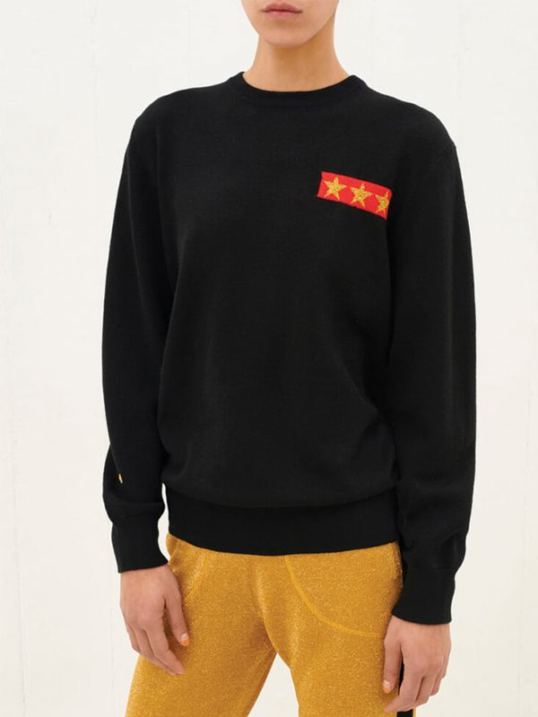 Emperor Jumper (Black)